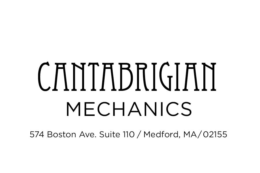 Cantabridian Mechanics Logo