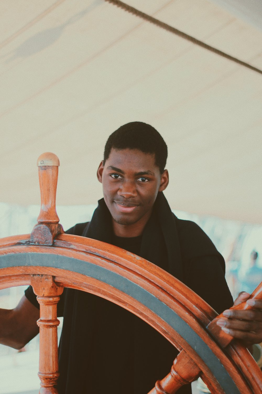 Master Otis Captaining The Ship (Prepare for a Titanic Sequel)