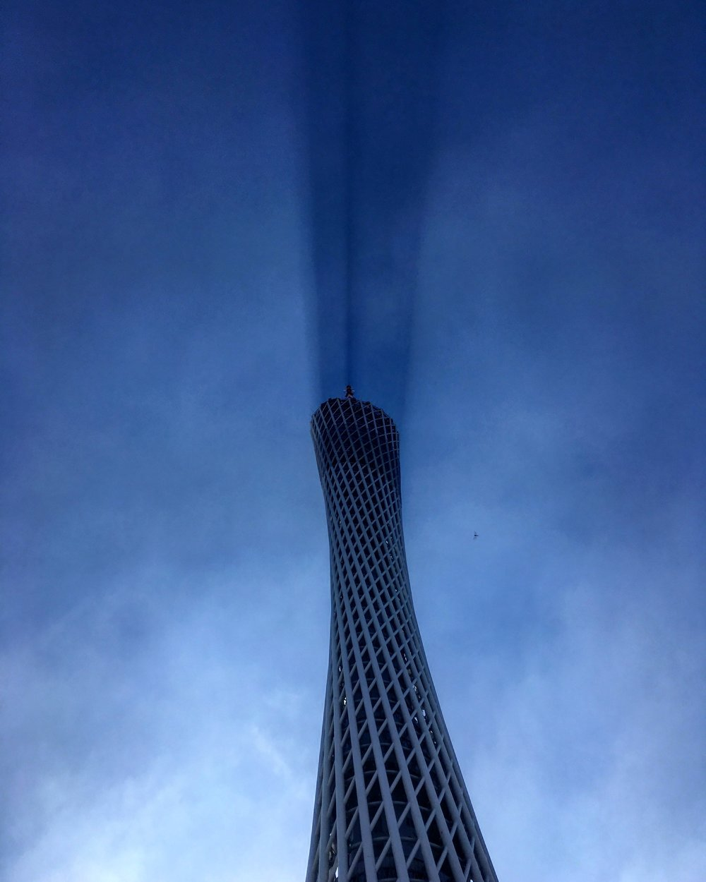 The Canton Tower - Guangzhou, China