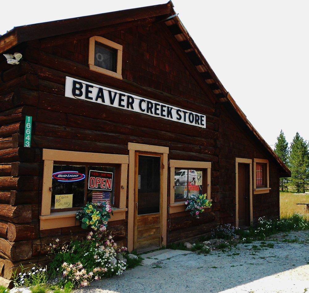 Via http://stanleycc.org/beaver-creek-store-cabins/