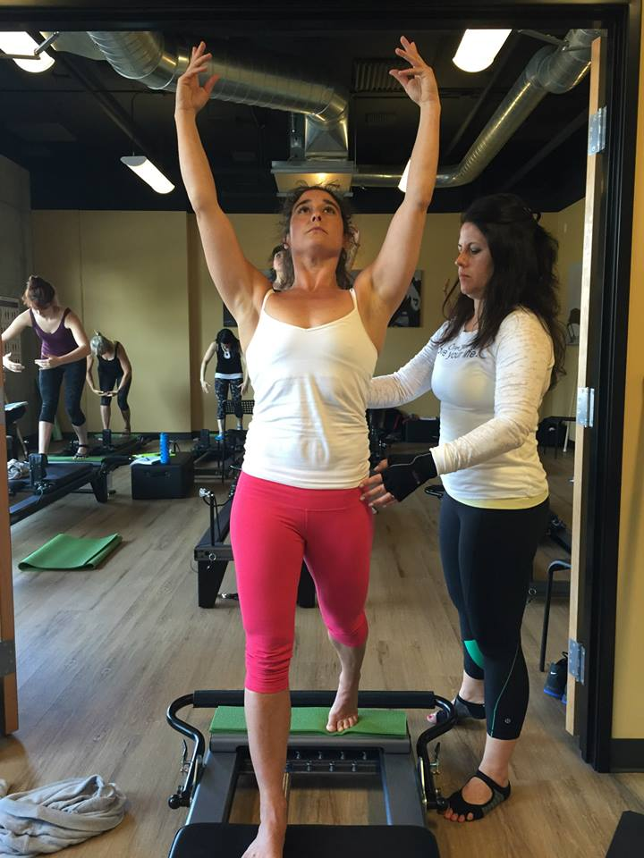 Pilates Reformer Teacher Training