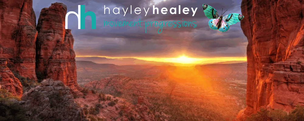 Hayley Healey Movement Progressions Sedona