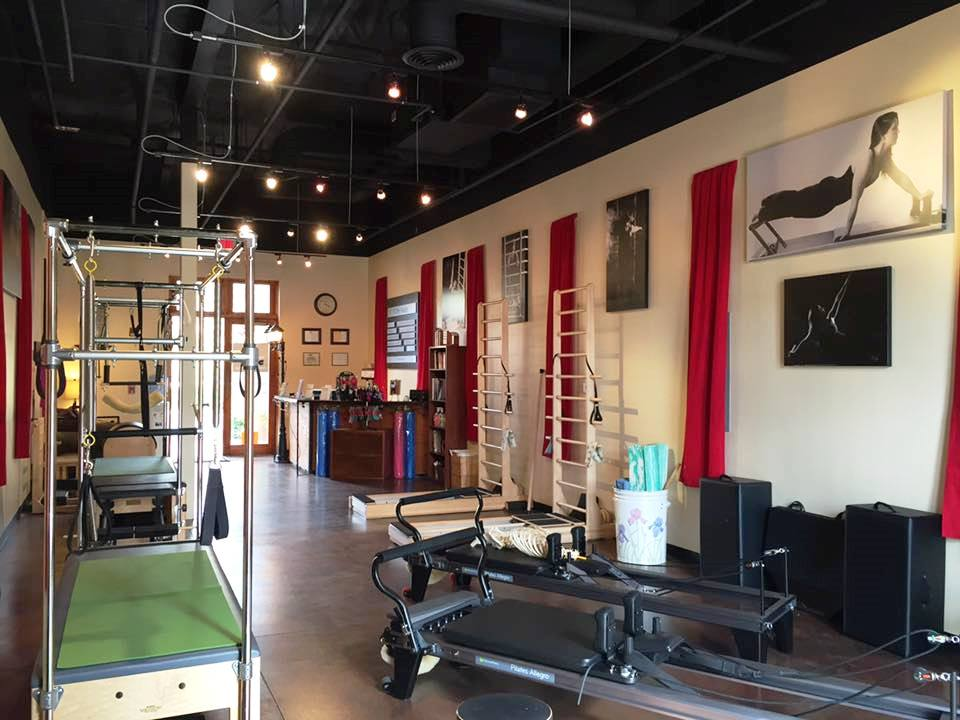Pilates Reformer CoreAlign