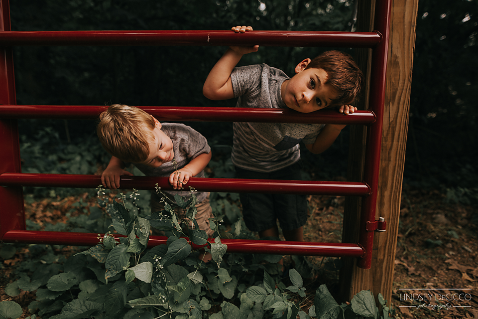 Toddler Boys Photo Shoot Inspiration