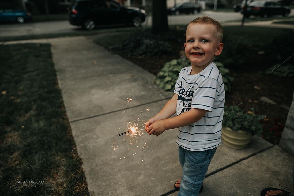sparkler smiles