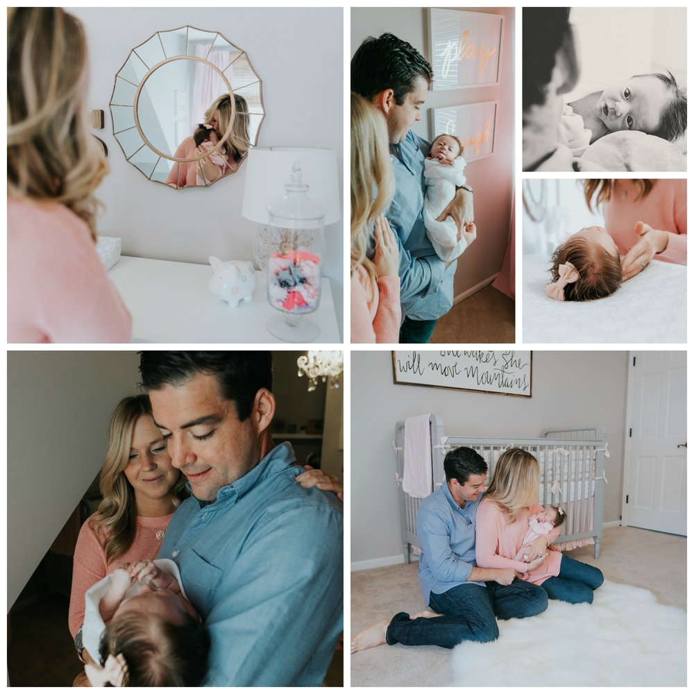 lifestyle newborn inspiration