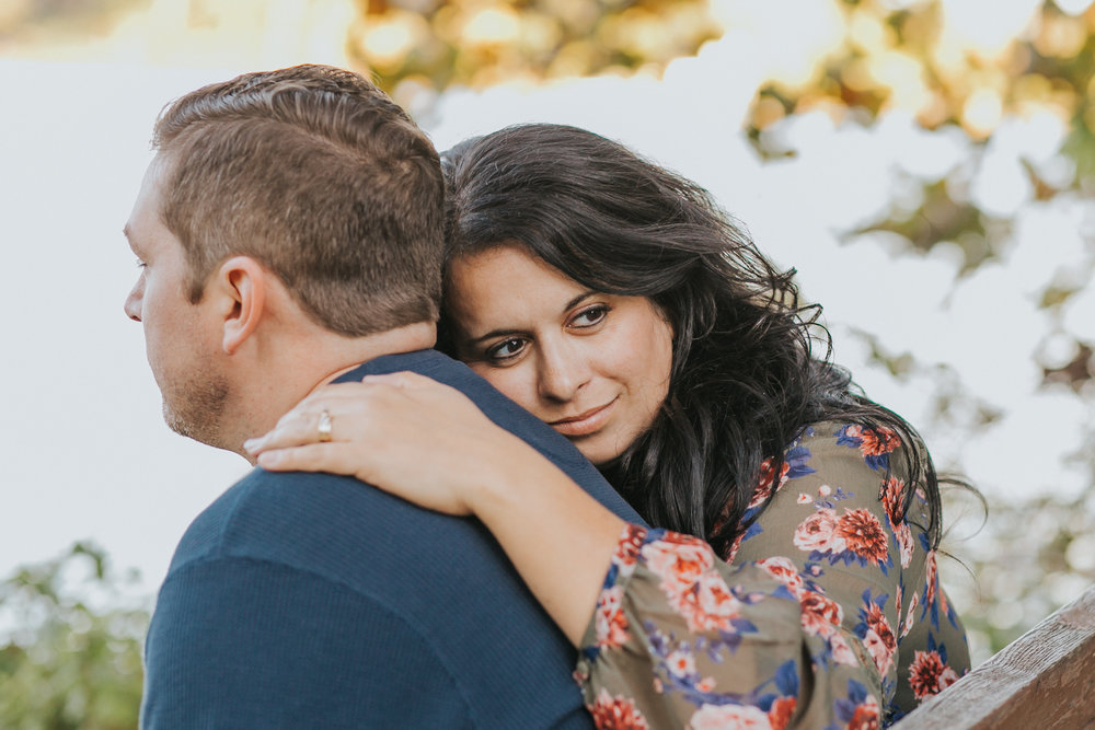 Michiana Engagement Pictures at Notre Dame
