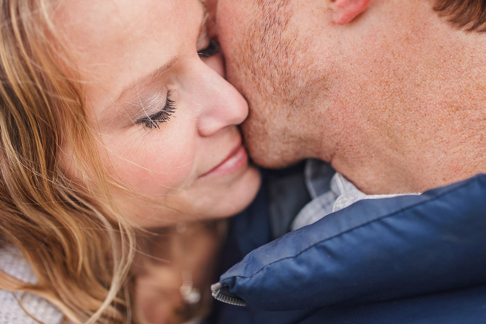Engagement pictures in Mishawaka, IN