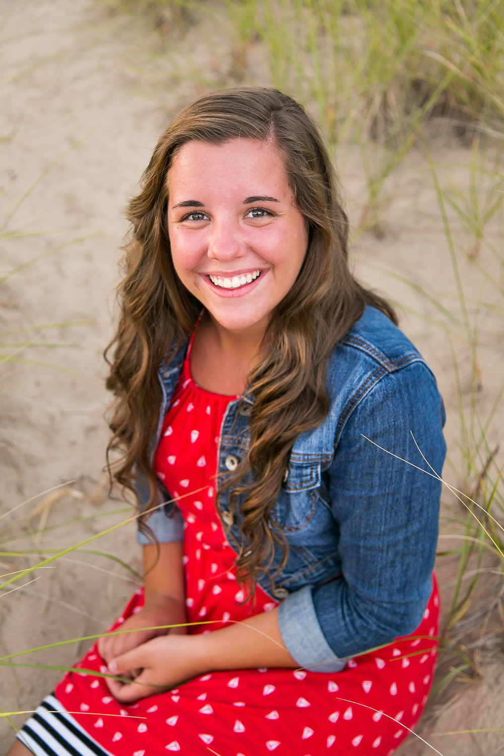 Southwestern Michigan Senior Portraits