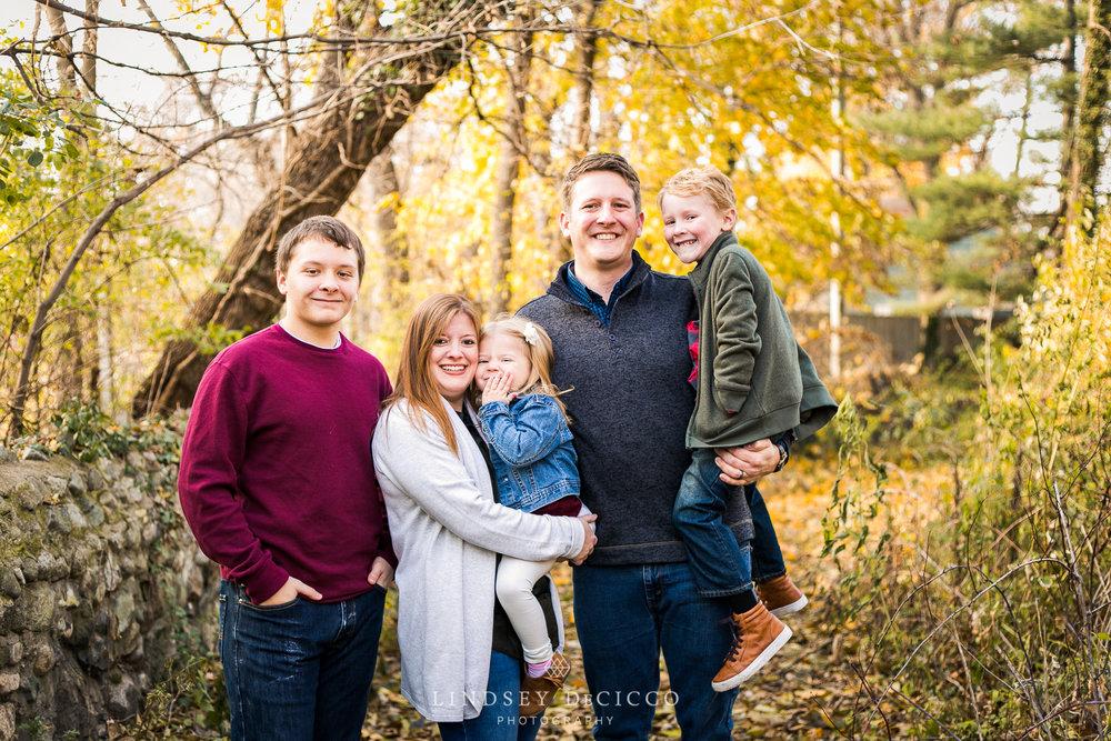Mishawaka Riverwalk Family Pictures