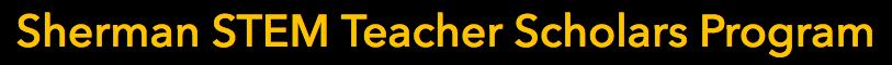 ShermanSTEMTeachersSchoarsProgram.png