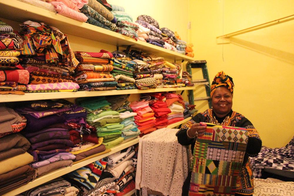 YBI African Apparel & Fashions, LLC