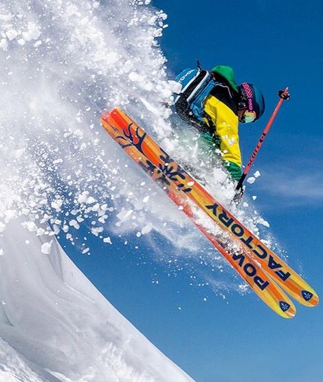 Powder Factory Skis