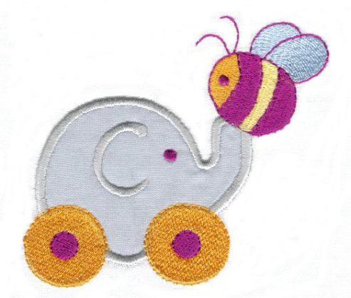 Bee Elephant