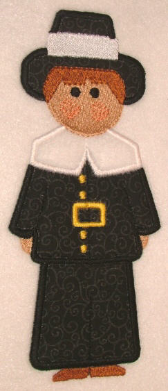 Pilgrim Boy pic