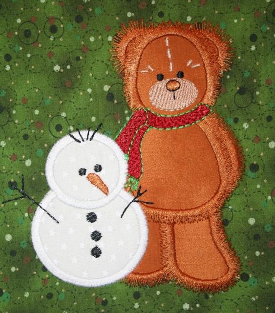 Pic Snowman