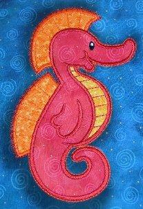 Seahorse small