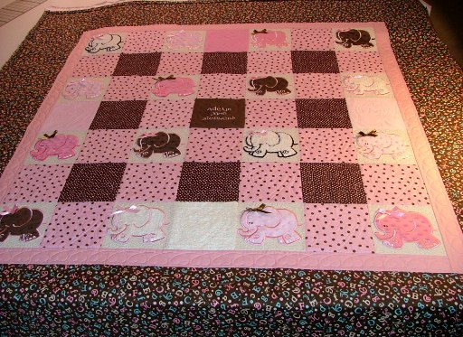 Adelyn's quilt