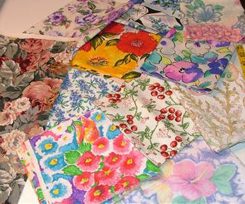 Lots of florals!