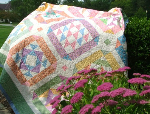 Susan's quilt design
