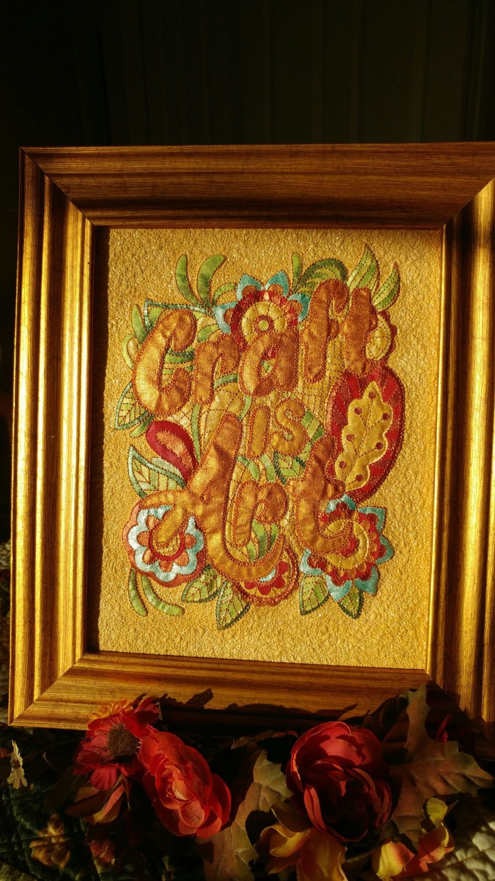Embroidery Contest At Urban Threads Candy Apple Quilts