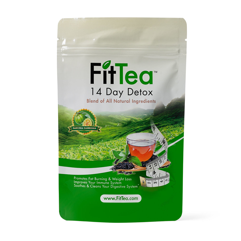 Fit Tea promotes fat burning & weight loss....... 🤔 Complete horse shit. -