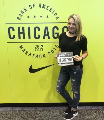 Chicago Marathon Expo