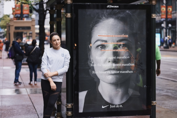 Photos bye Julie Chung   @lostartofstyle   / Nike ad photo by Marcus Smith @  marcus.chi