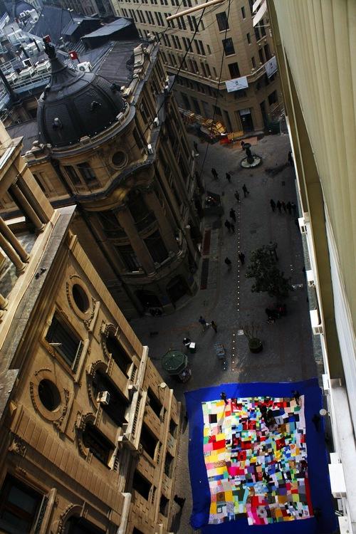 Cosas que me gusta hacer porque sí. III Santiago, 2012