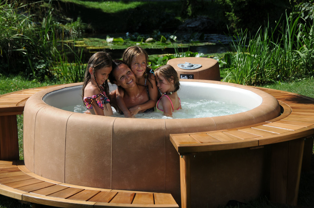 Sustainability   Starts with Softub    Learn More