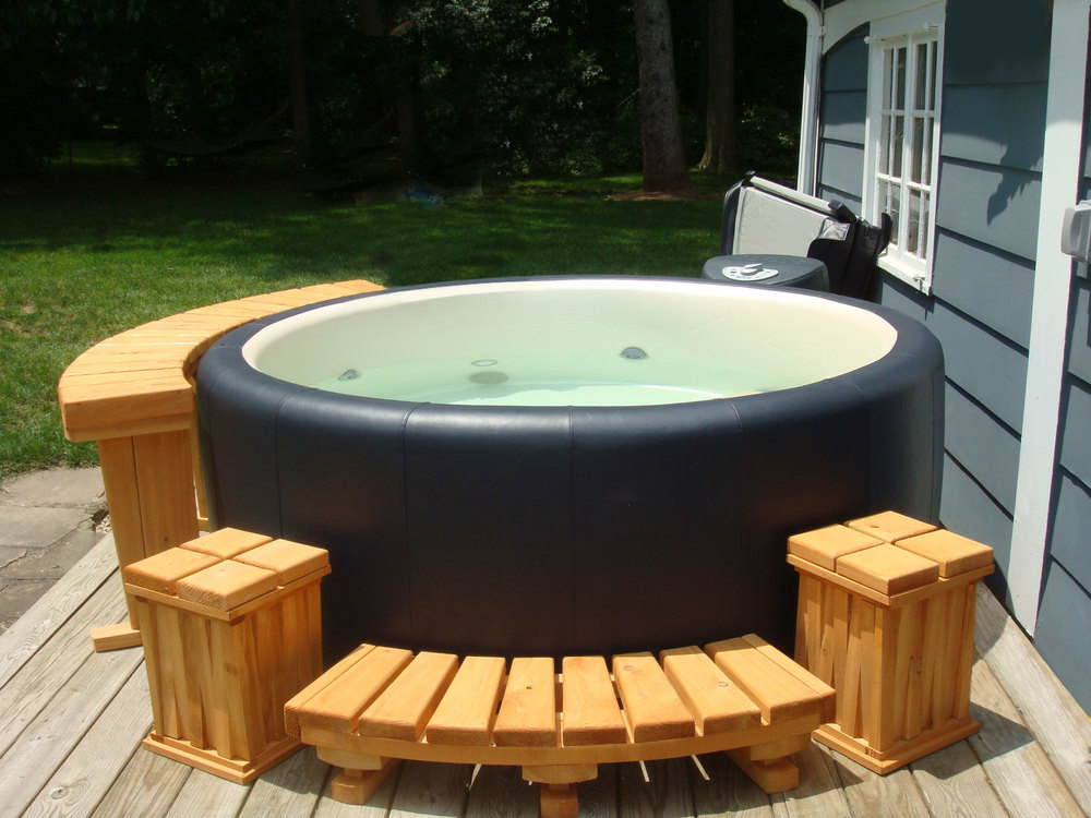 Colors And Accessories Softub Express