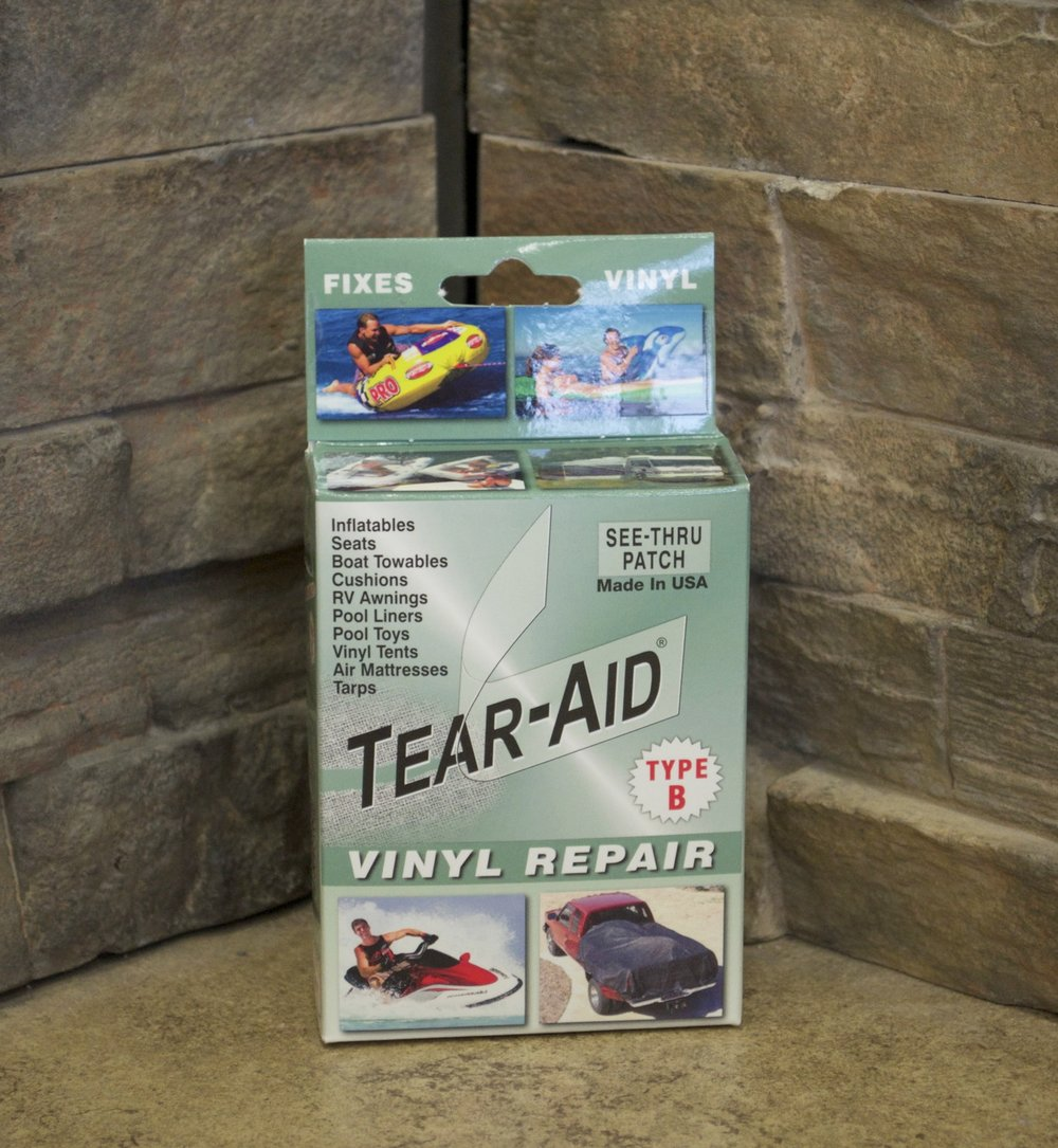 Tear Aid Vinyl Repair Kit Softub Express