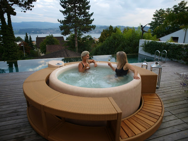 Mother & Daughter in Softub.JPG
