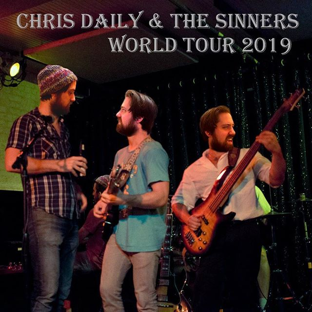 Special Guest Number 3!  Chris Daily! Daily took over the sinners at some point in 2015 and filled it with clones. Considering he is one of the best musicians and nicest guys I know, the change was welcome. He'll be joining me on a number of tunes on Sunday for the last time. Don't miss it!  Jan 6. 7pm. House show at 9505 Quail Court. #atxmusic #singersongwriter #attackoftheclones #songwriter