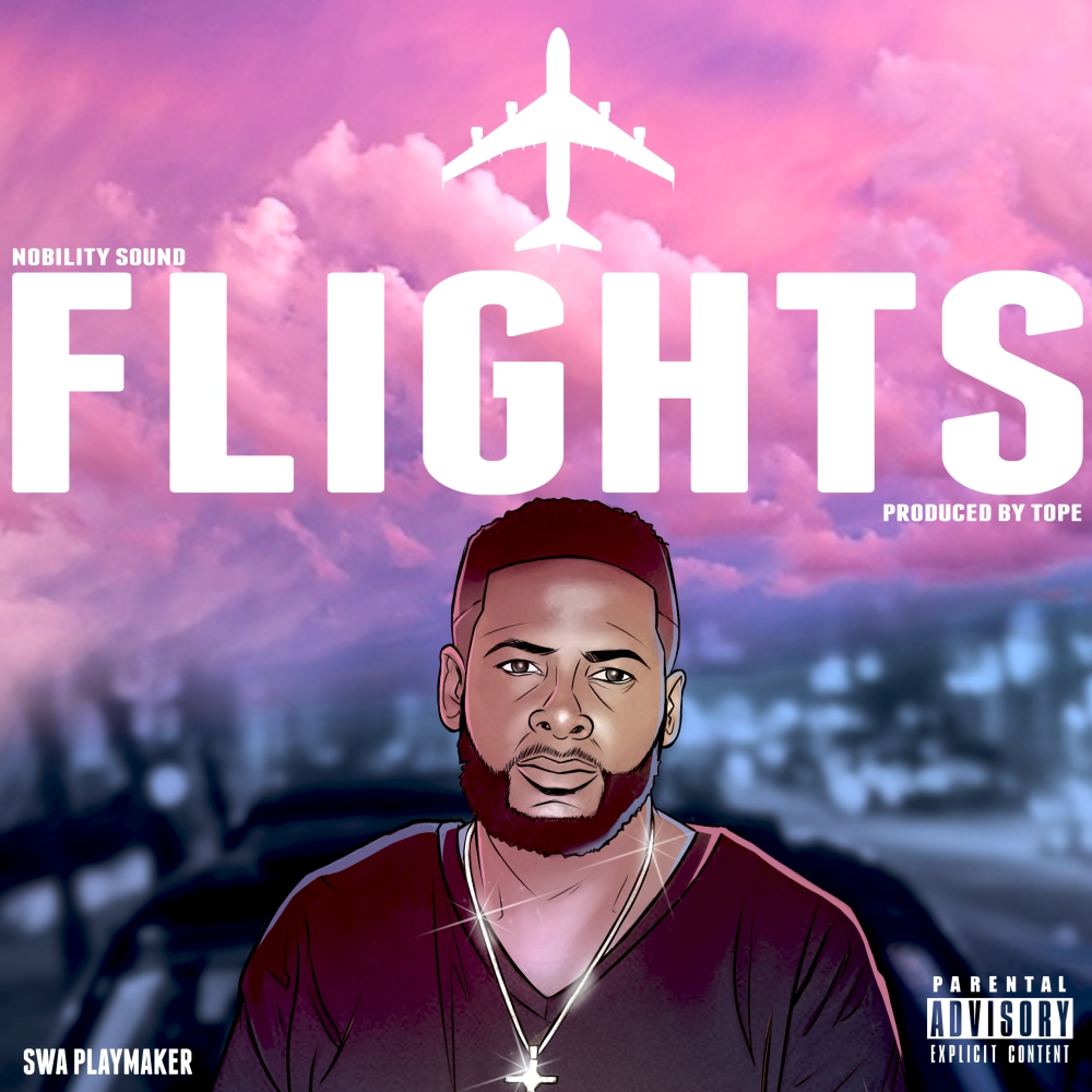 TOPE steps behind the boards and produces the latest single for Miami's Swa Playmaker entitled, Flights. Be on the lookout for an entire EP from Swa produced by TOPE who has previously worked with Rick Ross, DJ Khaled, Fat Joe, Akon, and more. Stream Flights below: