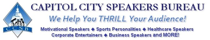 Placeholder for Capitol City Speakers Bureau