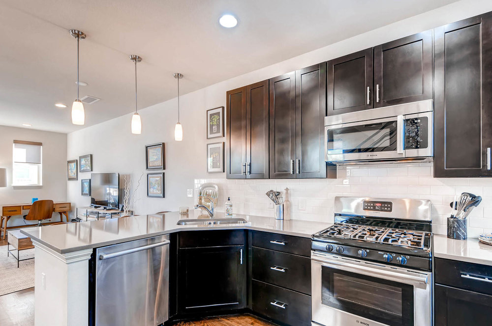 Nearly New High End Stainless Steel Appliances