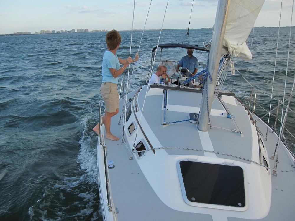 Latitude Sailing Sailboat Rental Bareboat Charters Outdoor