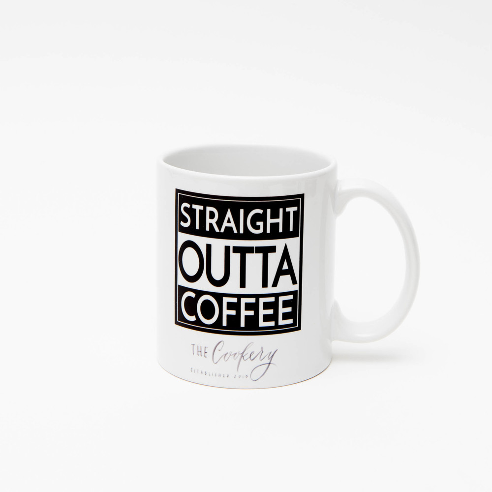 Straight Out Of Coffee