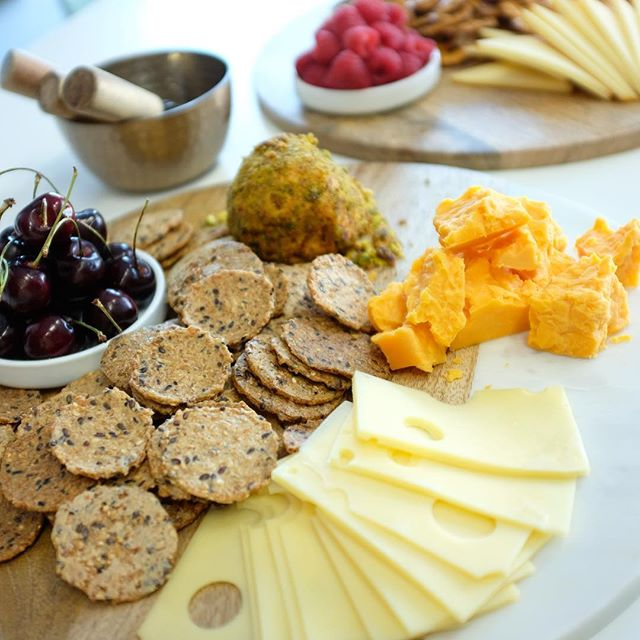 These custom order cheese board might have the get added to our catering menu.