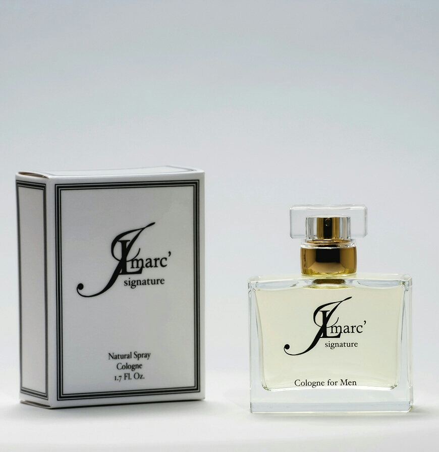 JLmarc' Signature Cologne for Men |   Here