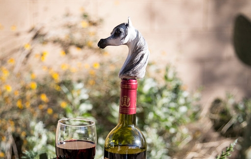 Equine Wine Toppers