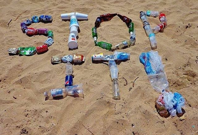 Stop it. #stoplittering #pickitup #educate #motivate #activate #ecowarrior