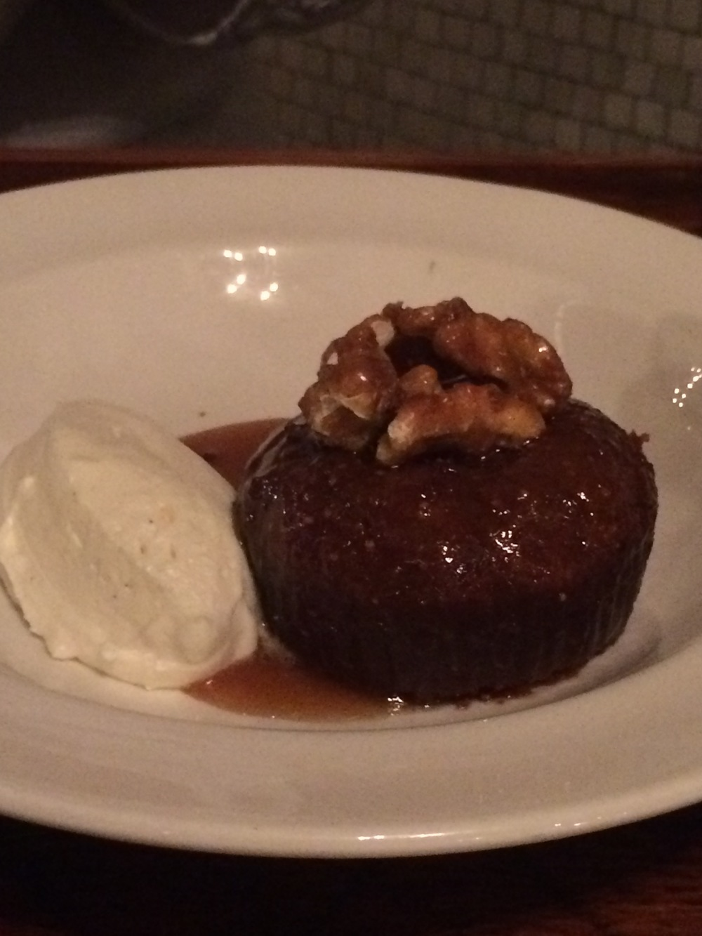 Figgy Toffee Pudding