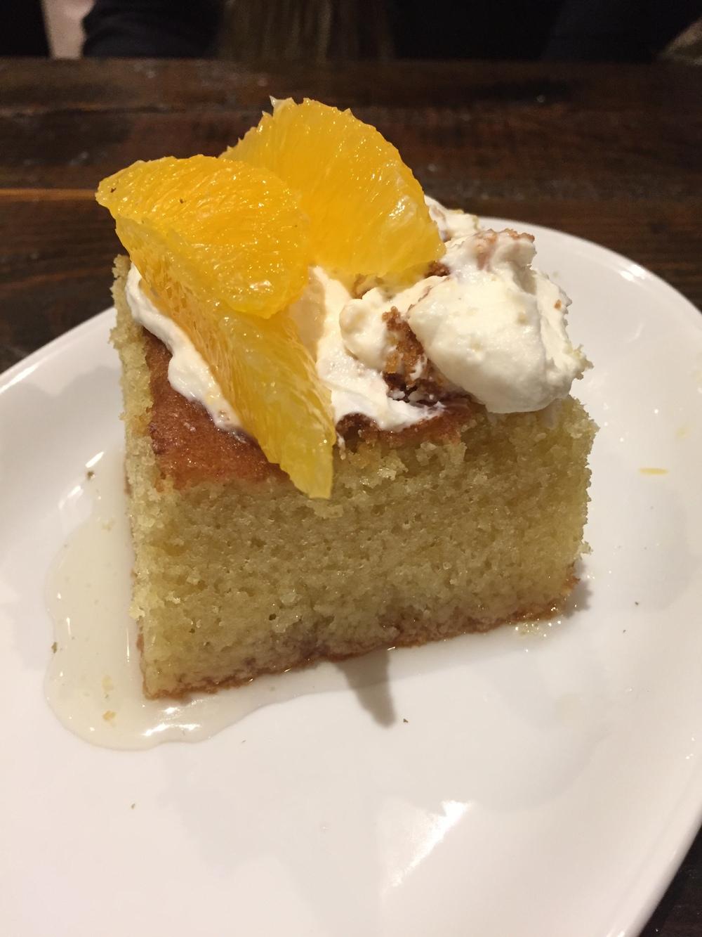 Sponge Cakey Cake