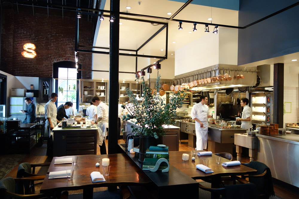 Interior of Saison (photo credit:   Kenneth Tiong Eats  )
