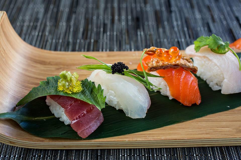 O-ku Sushi//photo courtesy of  O-Ku's Facebook page