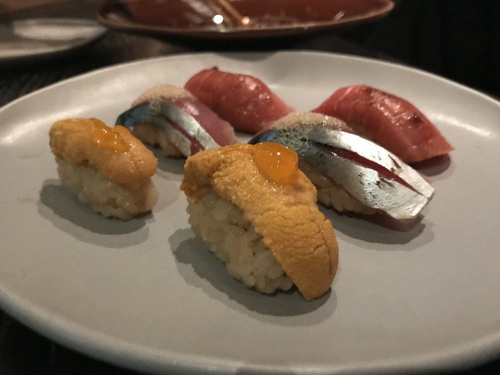 Assorted Nigiri -