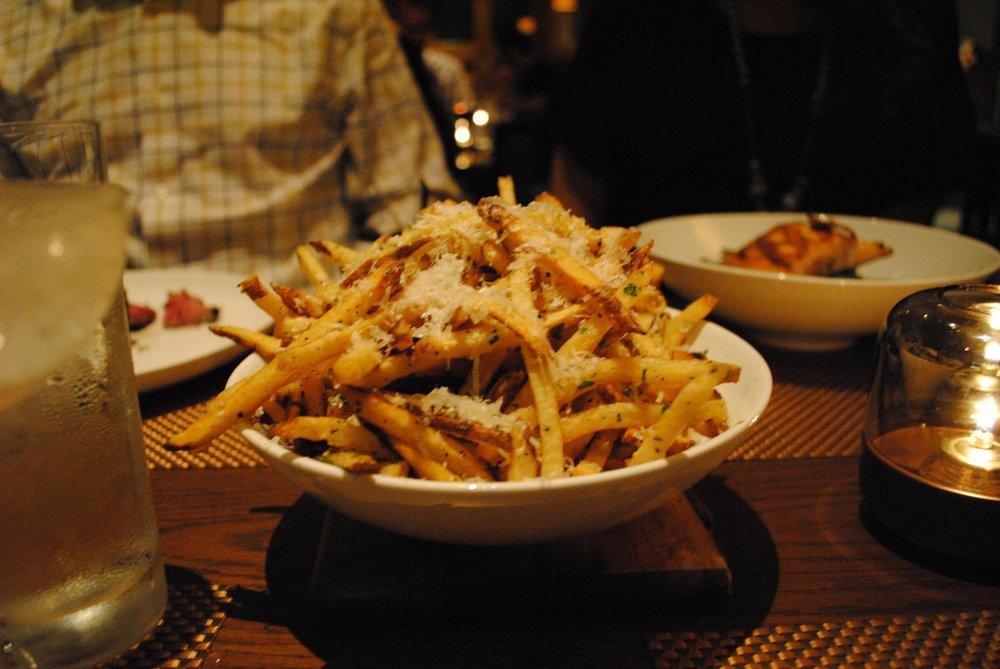 Truffle Frites -