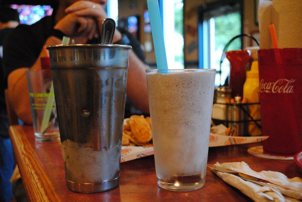Oreo Milkshake - Heaven